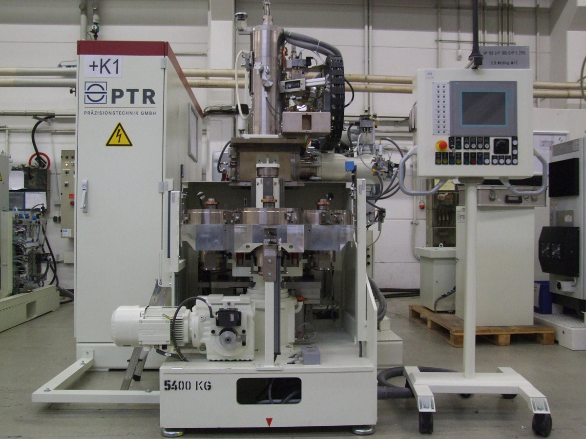 Production Machines Ptr Strahltechnik